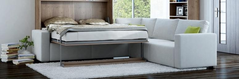 Wandbetten Mit Sofa