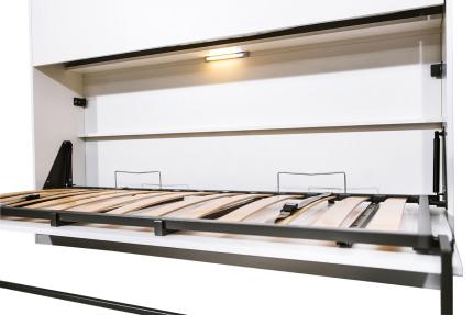 Schrankbett Wandbett Doppelstockbett DUO Claims