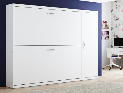 Schrankbett Wandbett Doppelstockbett DUO Premium