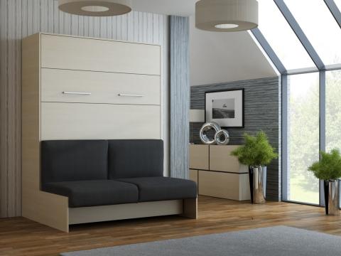 Schrankbett Wandbett mit Sofa WBS 1 Classic Basic