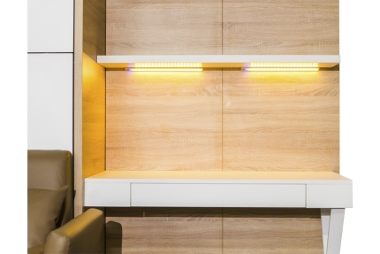 Schrankbett Wandbett mit Sofa WBS 1 Soft Office Claims