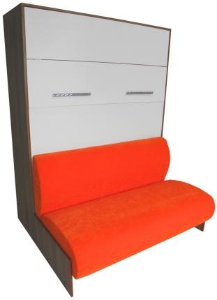 Schrankbett Wandbett mit Sofa WBS 2 Classic Premium