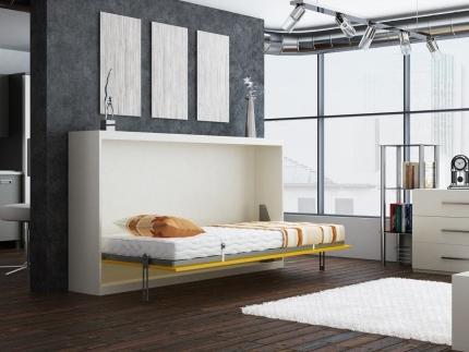 Schrankbett Wandbett Singlo Premium