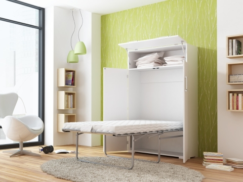 Schrankbett Wandbett Wall-Bed Box Basic