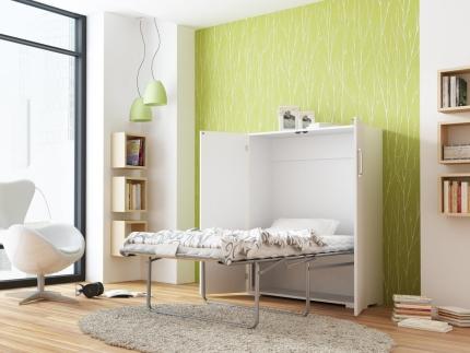 Schrankbett Wandbett Wall-Bed Box Basic