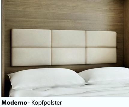 Kopfteil Moderno für Wandbetten Advantage
