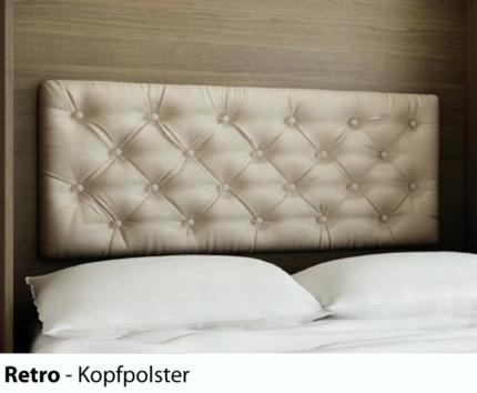 Kopfteil Retro für Wandbetten Premium