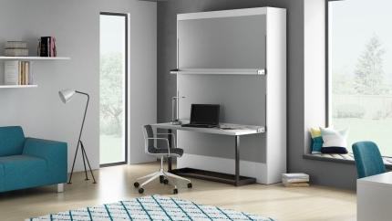 Schrankbett Wandbett Leggio Office Basic