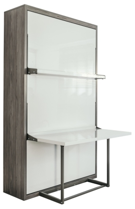 Schrankbett Wandbett Leggio Office Premium