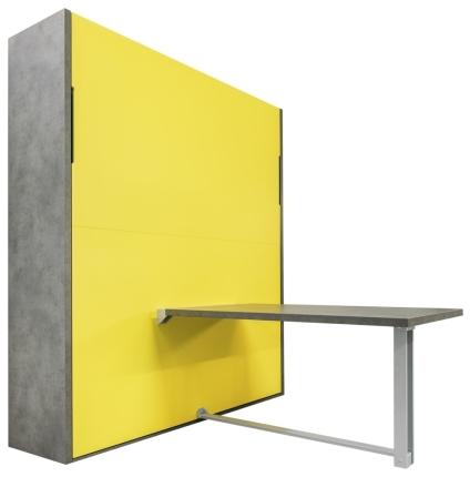 Schrankbett Wandbett mit oder ohne Esstisch Grande Table Advantage