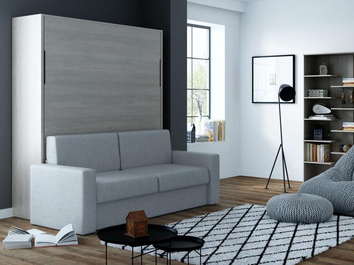 Schrankbett Wandbett Grande Sofa Basic