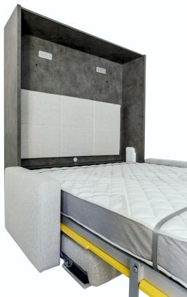 Schrankbett Wandbett Grande Sofa Premium