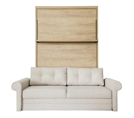 Schrankbett Wandbett mit Sofa Leggio Avangarde STD Basic